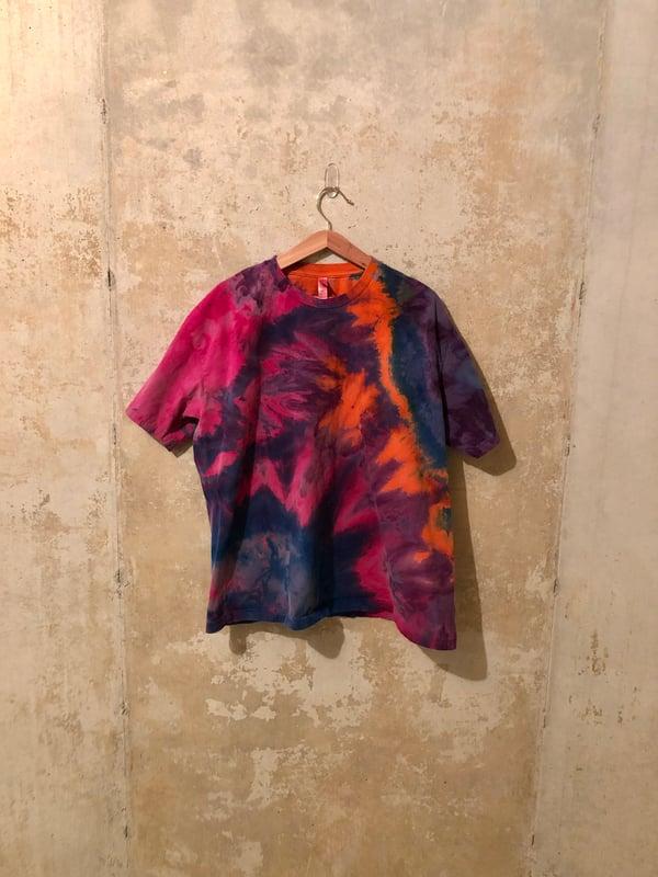 Image of Tie Dye Shirt Large - #12