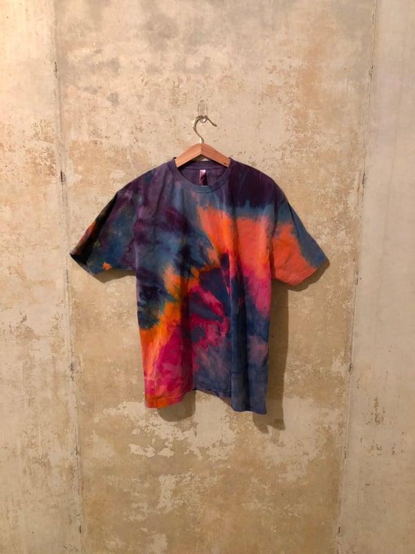Image of Tie Dye Shirt Large - #19