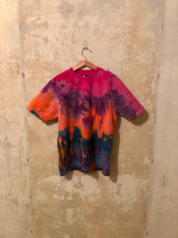 Image of Tie Dye Shirt Medium - #21