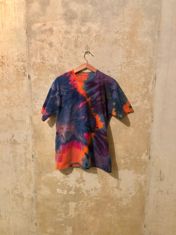 Image of Tie Dye Shirt Medium - #23