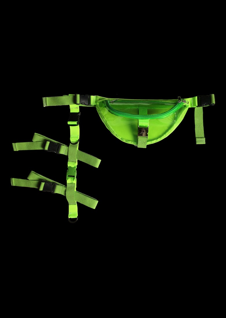 Image of WAIST BAG HOLSTER SLIME