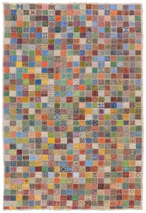 Image of Seed Diversity Cloth : Commercially Printed Artwork, 130 x 90 cm
