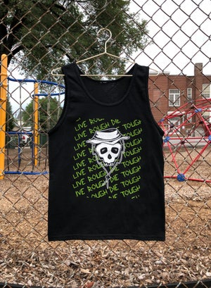 "Image of Men's ""Booney Skull"" Tank"