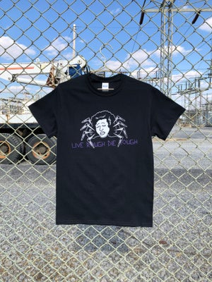"Image of Black ""Spider Lady"" Tee"