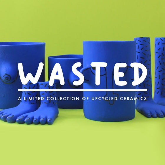 Image of WASTED - the Klein series