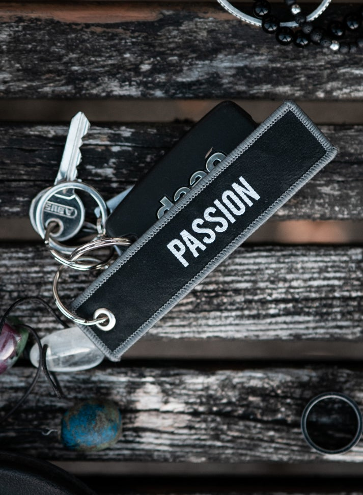 "Image of KEYCHAIN ""PASSION"""