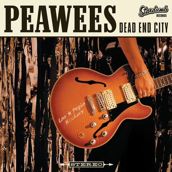 Image of The Peawees - Dead End City Lp