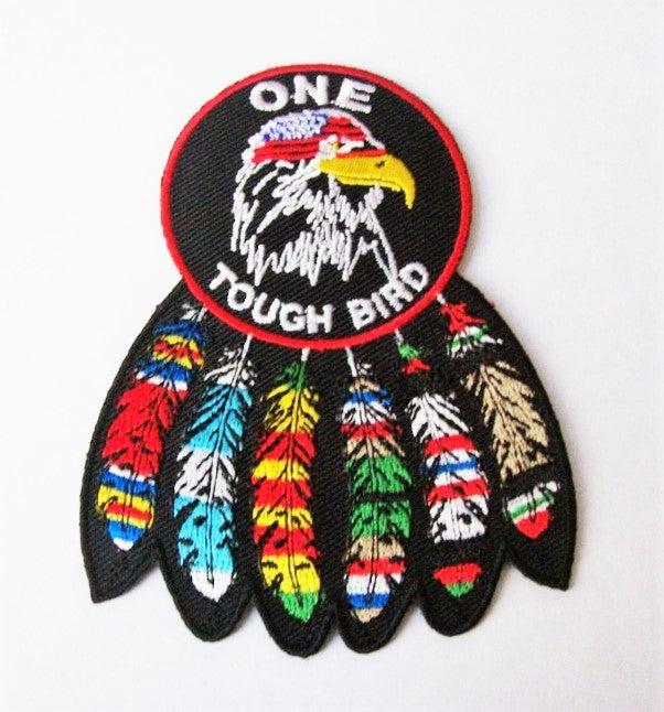 Image of One Tough Bird All Wars Patch