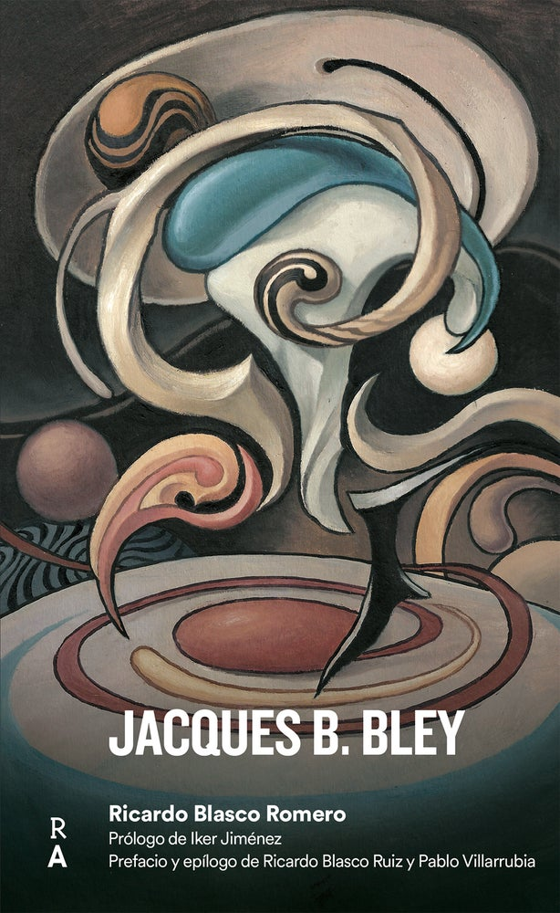 "Image of Libro ""Jacques B. Bley"""