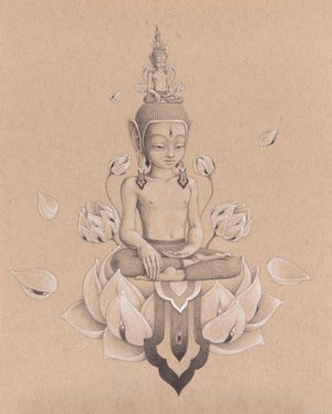 Image of Bhumisparsha Original
