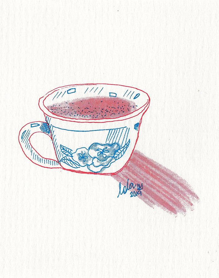 Image of Taza de café