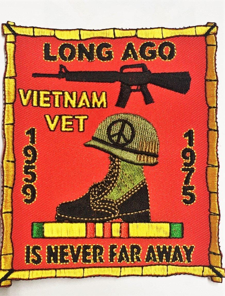 Image of Vietnam Veteran Patch