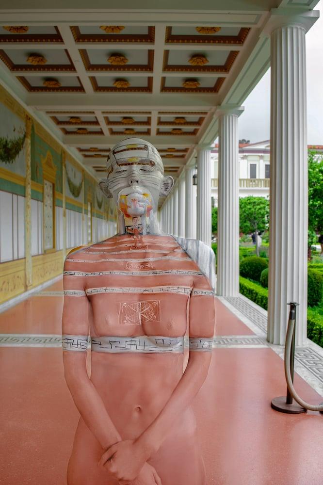 Image of Getty Villa Trompe L'Oeil