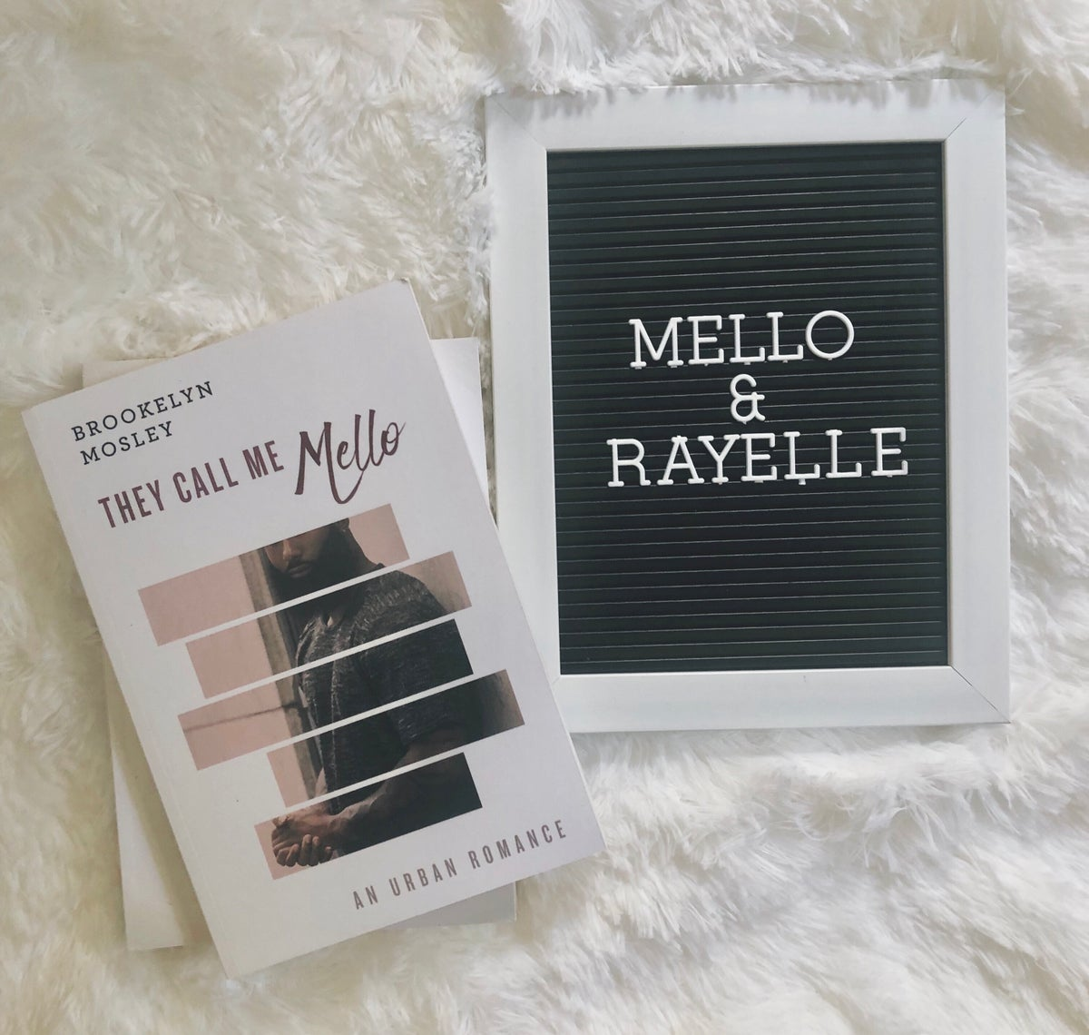 Image of They Call Me Mello (Novel)