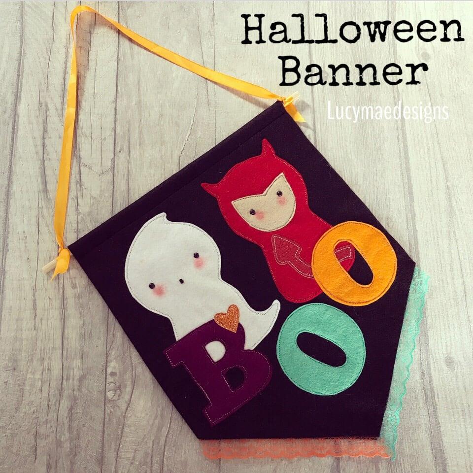Image of Halloween Banner