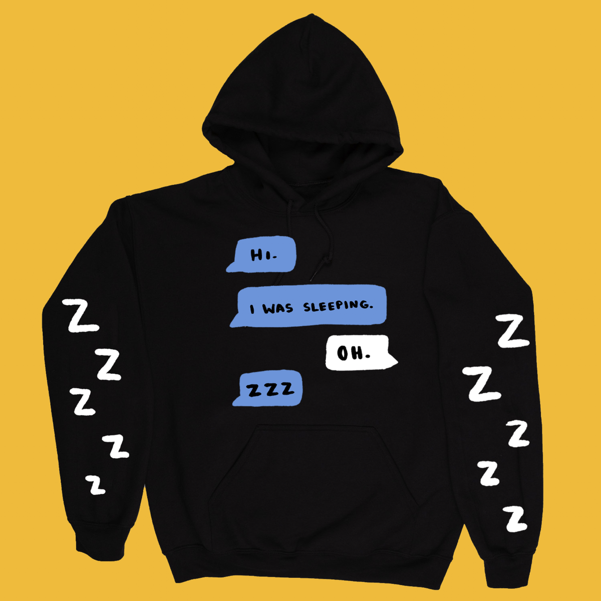 Image of ZZZ Hoodie