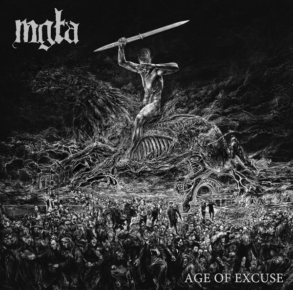 Image of MGŁA - 'Age of Excuse' CD