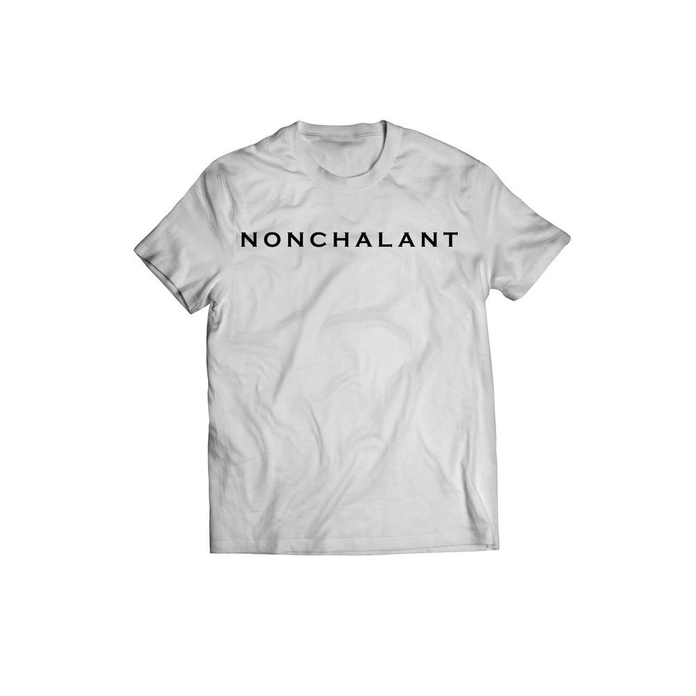 Image of Nonchalant Tee(White)