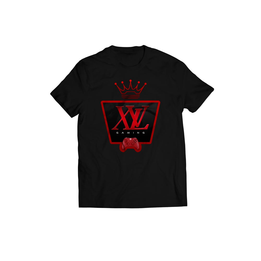 Image of XvL Gaming Shirt(Black)