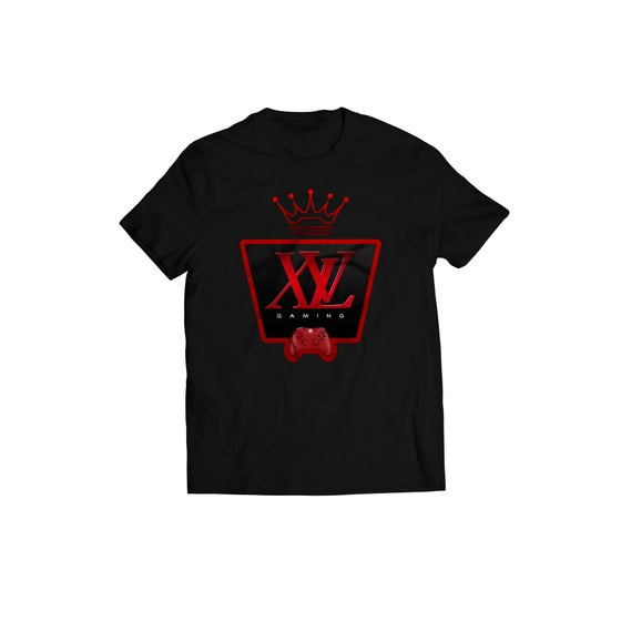 Image of XvL Gaming Shirt(Black)