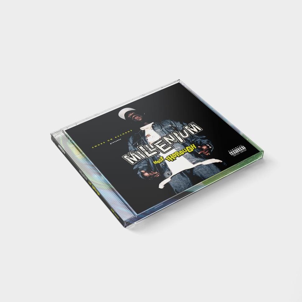 Image of Millenium - Most Thorough CD