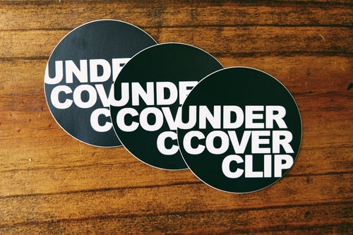 Image of Add a Sticker set to your order (set of 2)
