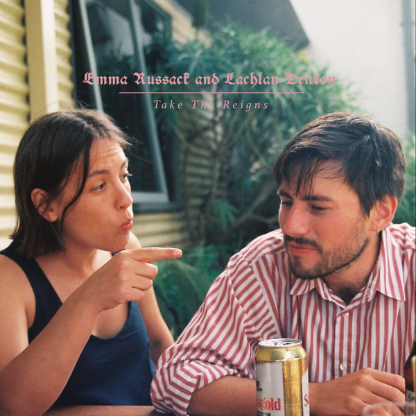 """Image of Emma Russack and Lachlan Denton """"Take The Reigns"""" LP"""
