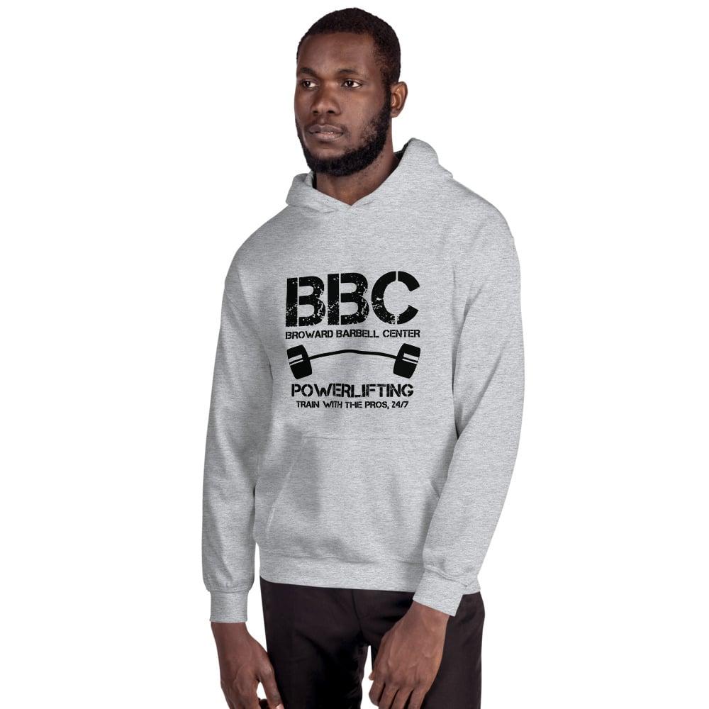 Image of Unisex Original BBC Hooded Sweatshirt