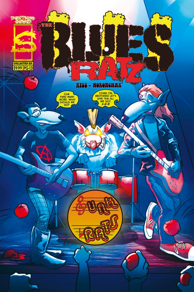 Image of BLUES RATZ: Collected Edition