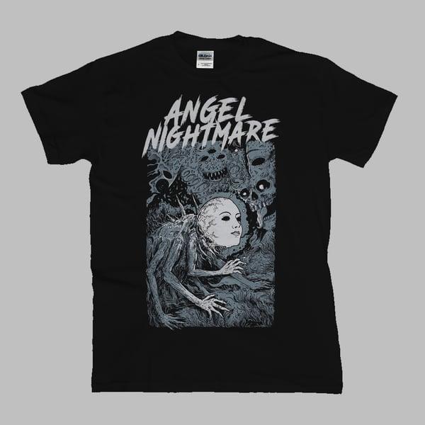 Image of Angel Nightmare Phantom Mind T-Shirt