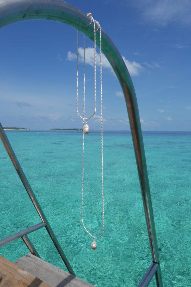 Image of Roseau Necklace
