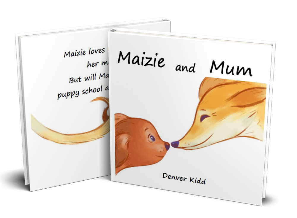 Image of Maizie and Mum
