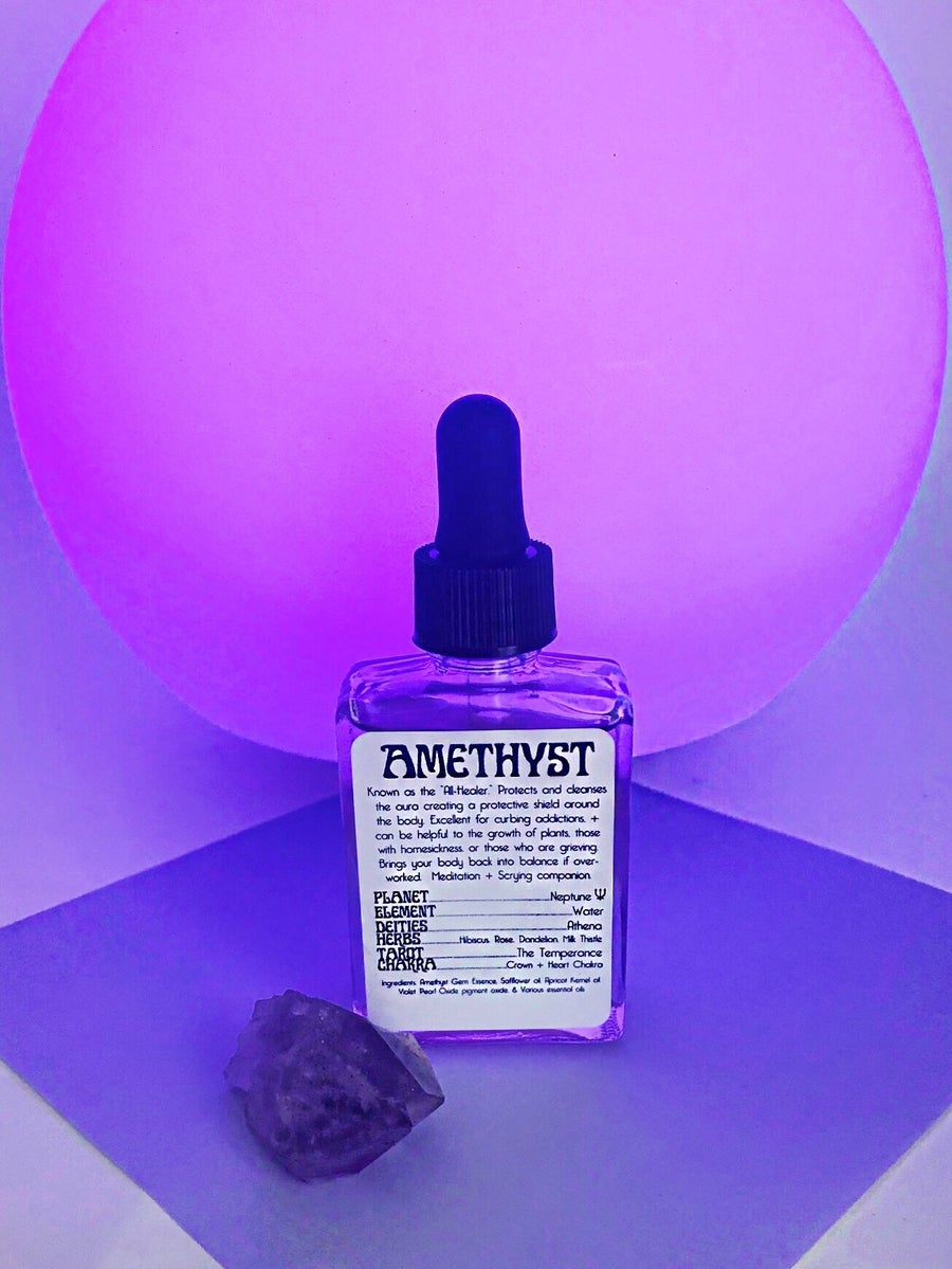 Image of Amethyst Ritual Essential Oil