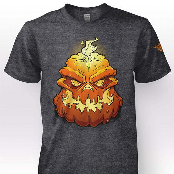 "Image of ""Shadow of the Zombie Pumpkins!"" T-Shirt"