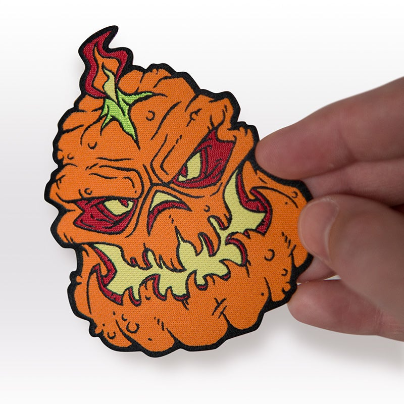"""Image of """"Shadow of the Zombie Pumpkins!"""" Patch"""