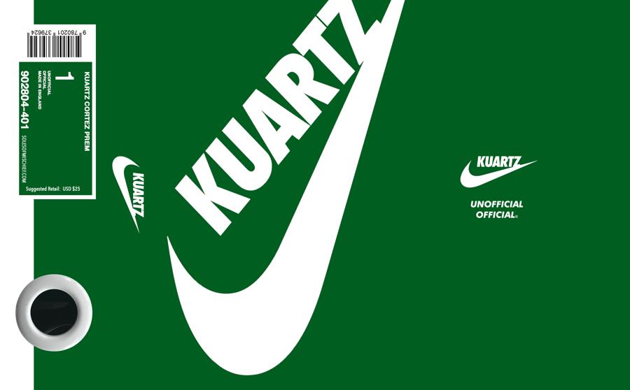 Image of Kuartz Cortez - Lost Shipment edition