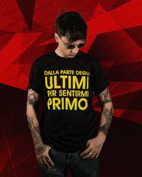 ULTIMO - DALLA PARTE DEGLI ULTIMI TSHIRT - HONIRO STORE
