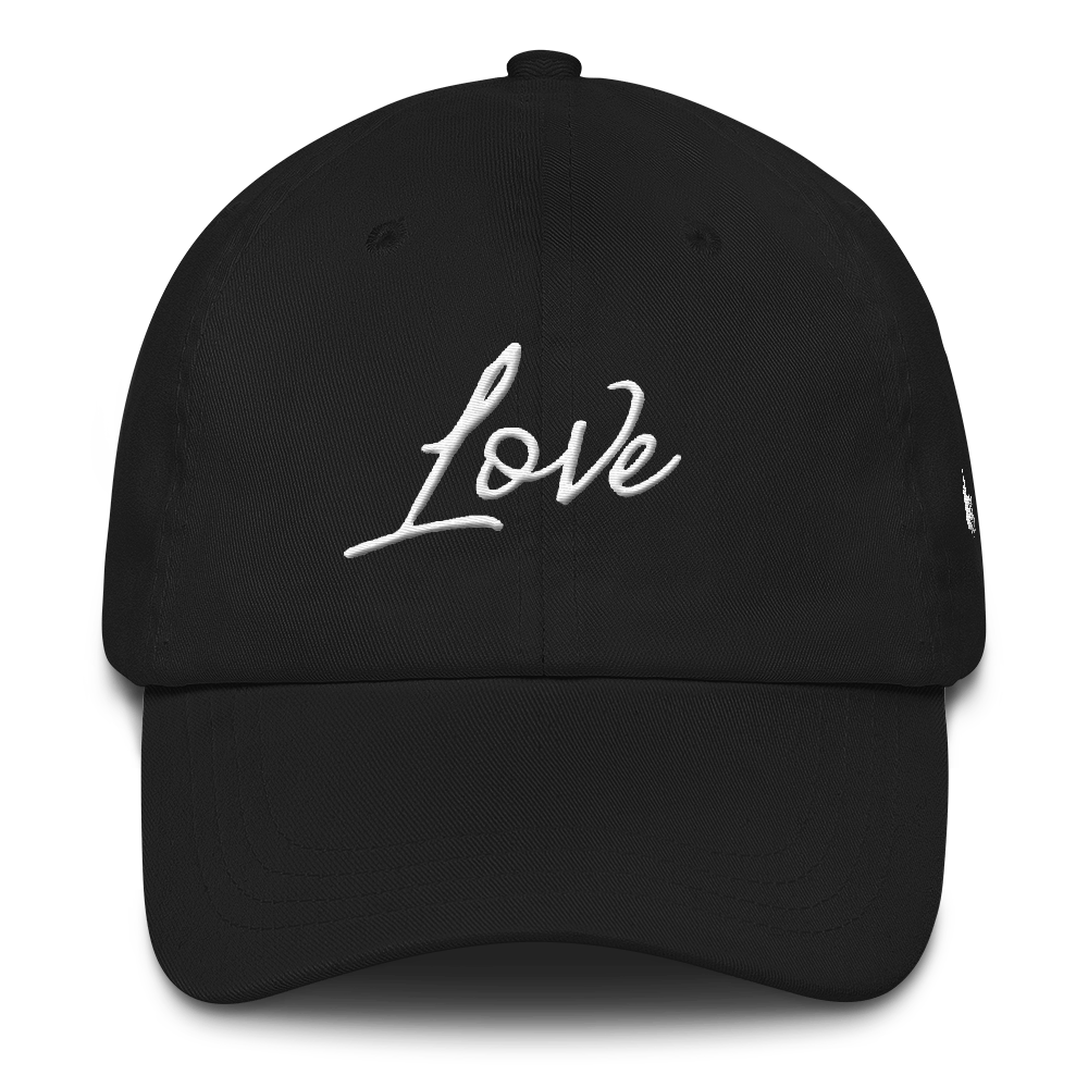 "Image of LROC ""LOVE"" DAD HAT"