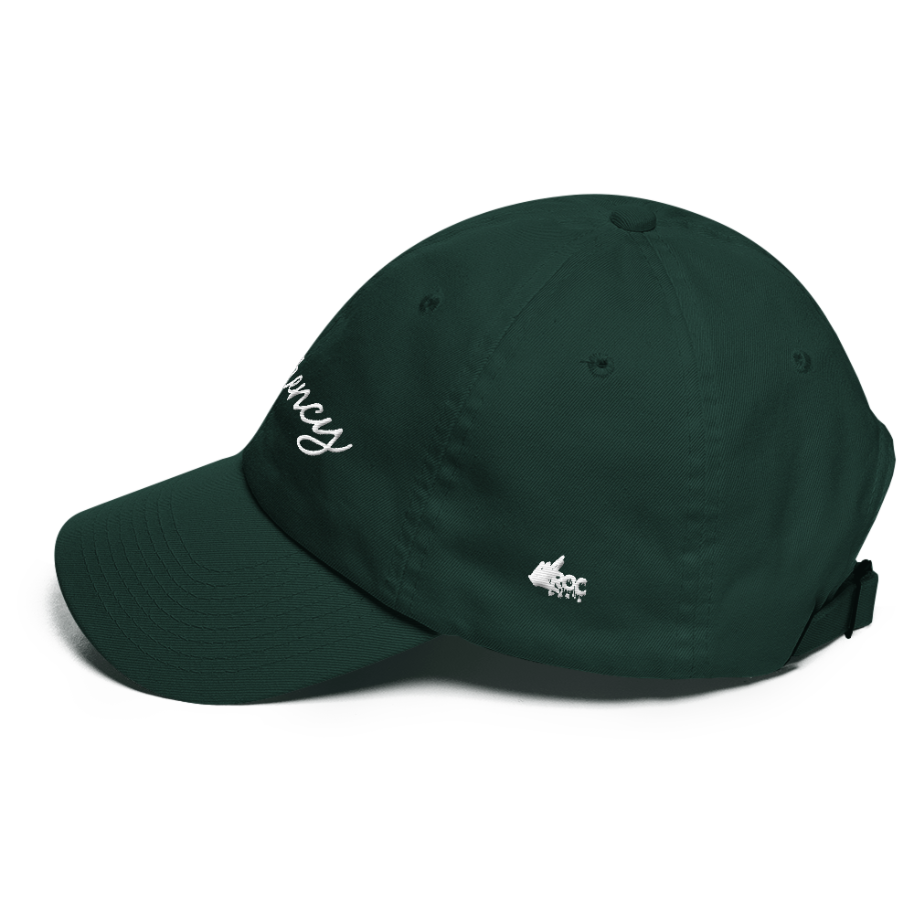 """Image of LROC """"CURRENCY"""" DAD HAT"""