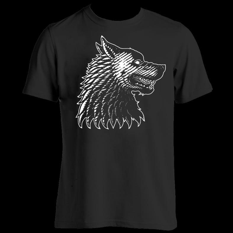 Image of LUPO CdF t-shirt Black