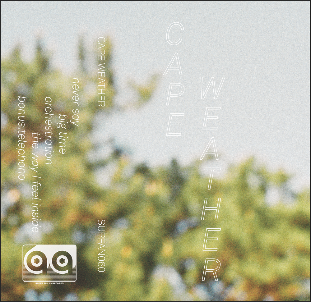 Image of Cape Weather Limited Cassette EP