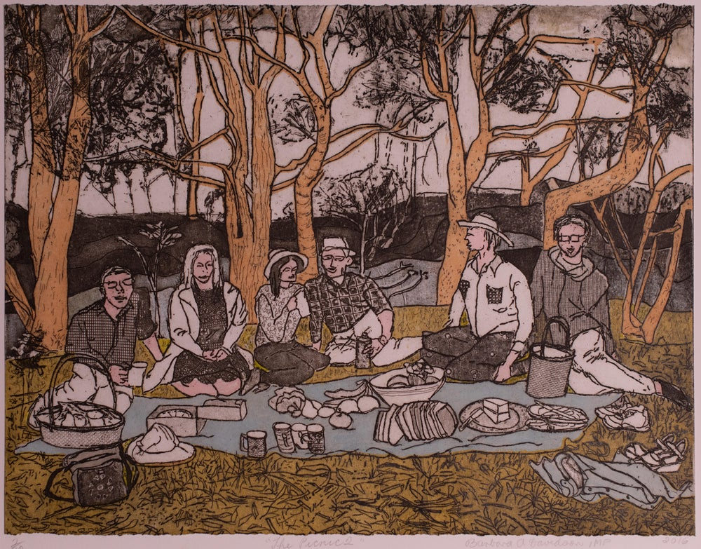 Image of The Picnic 2