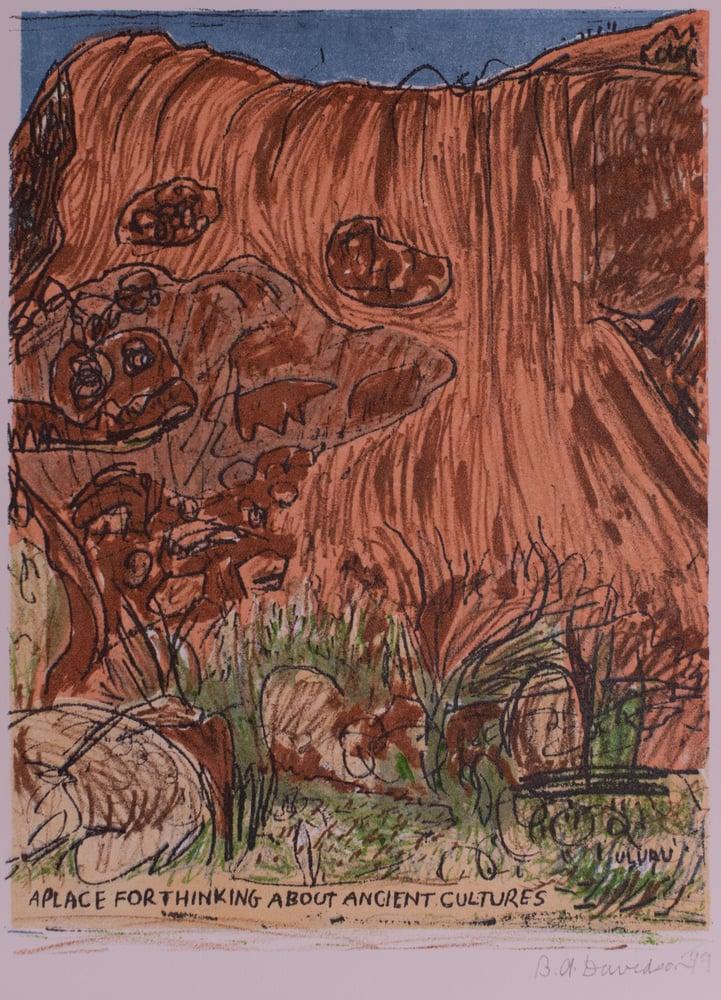 Image of Uluru