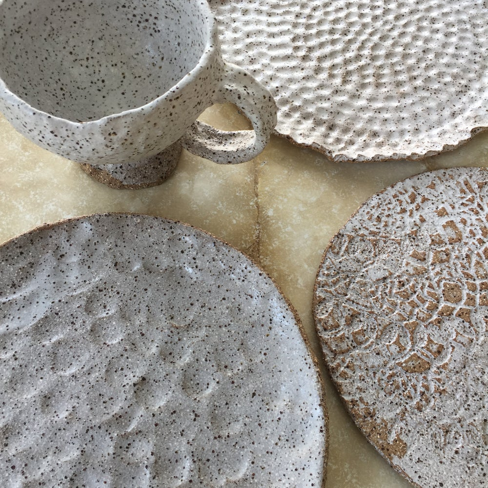 Image of Make your own Dinner Set with Ceramic Artist Gemma Gale..Friday Sept 27th and Oct 11th 11am-3pm