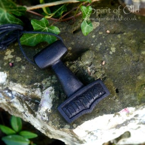 Image of Norse Thor's Hammer pendant (PE1319)