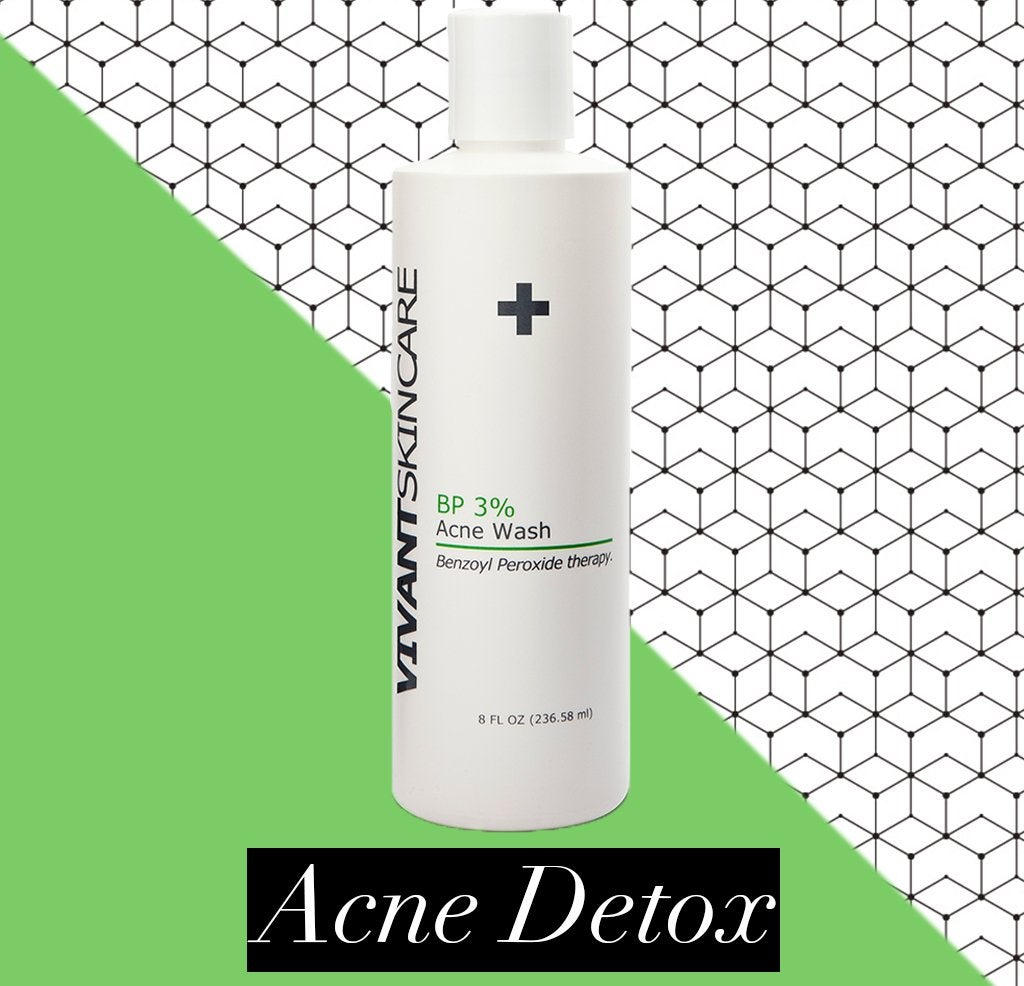 Image of Benzoyl Peroxide 3% Exfoliating Cleanser