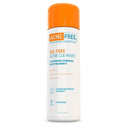 Image of Oil Free Acne Cleanser | Acne Free®