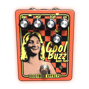 Image of Cool Buzz Bass Fuzz
