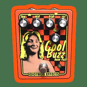 Image of Cool Buzz Bass Fuzz