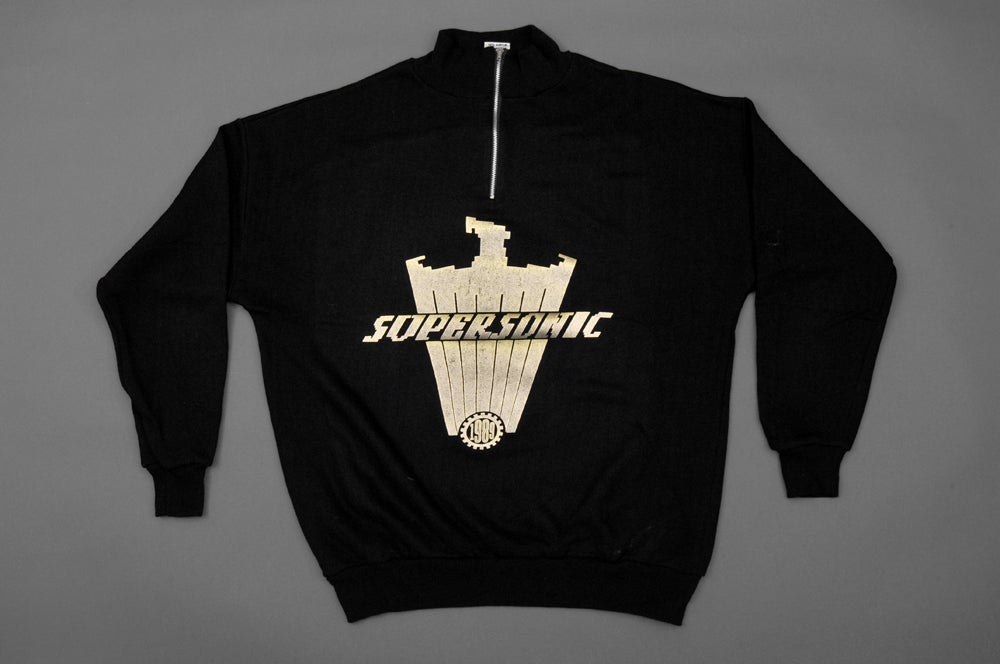 Image of DR Supersonic 1989 Zipped Sweater